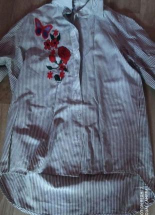 Женская рубашка, женская одежда