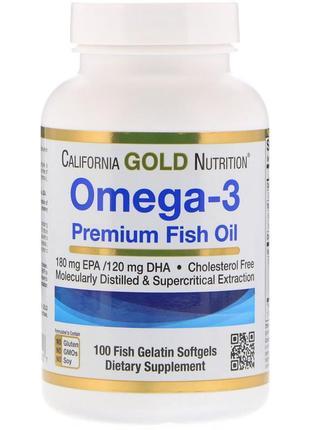 Омега 3 Рыбий жир Omega 3