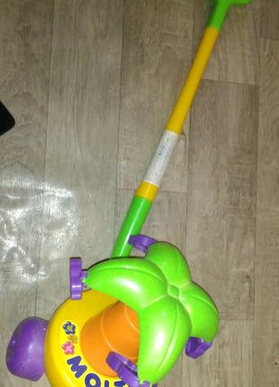 Детская каталка Полесье,каталка , детские игрушки