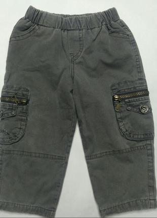 Теплі штани для хлопчика