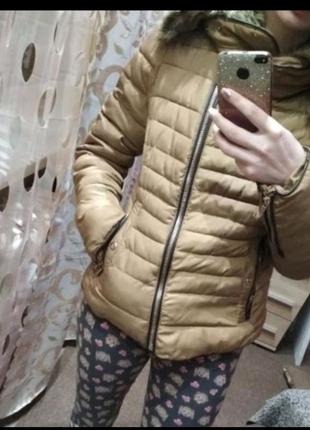 Женская куртка, демисезонная куртка, женская одежда
