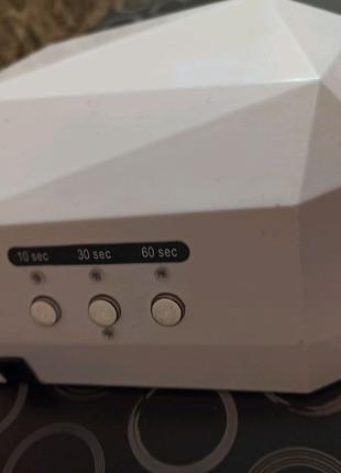 Лампа  для маникюра , 36 W(UV, LED)