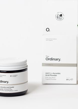 THE ORDINARY 100% L-Ascorbic Acid Powder - витамин С в порошке