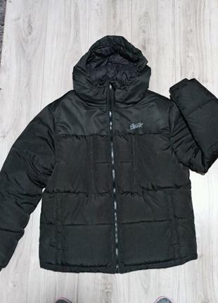 Зимняя курточка pull&bear