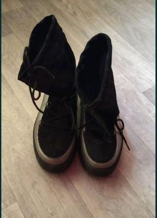 Зимние ботинки,угги, луноходы