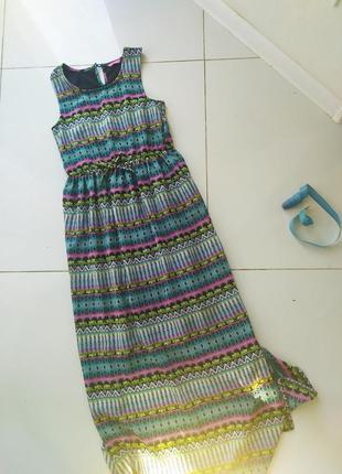 Летний сарафан платье маленького размера