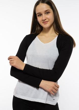 Болеро женское 108p047 черный