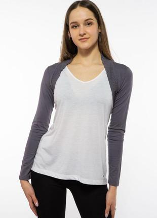 Болеро женское 108p047 серый