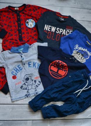 Набор вещей  пакет одежды 12-18 месяцев