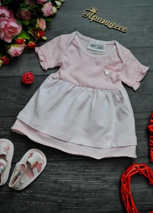 Платье на новорожденную