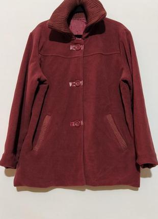 Термо пальто большого размера