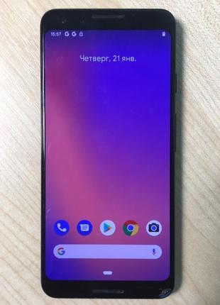 Смартфон Google Pixel 3 64 Gb (88414) Уценка