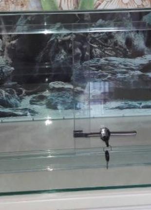 Акция! Новый террариум 80см-40см-47см1. Доставка по Украине