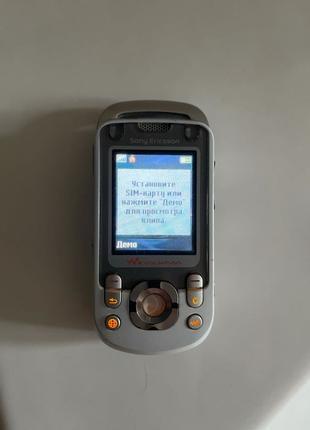 Телефон Sony Ericsson 550i, рабочий, хорошее состояние, сони эрик
