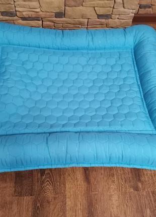 Лежак для собак котов спальное место для животных