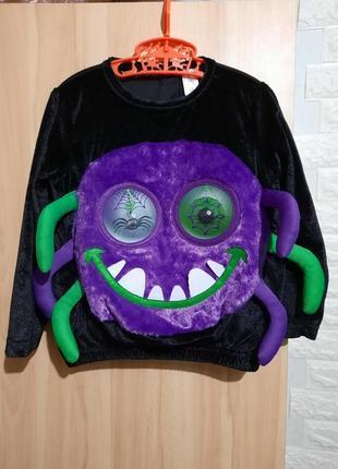 Карнавальный элемент костюма паучок, паук