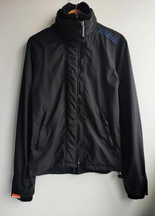 Мужская куртка ветровка superdry