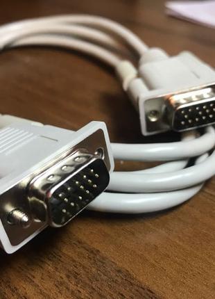 Vga кабель длина 1.8 метра для подключения монитора