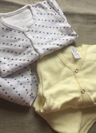 Два новых костюмчика для малышей