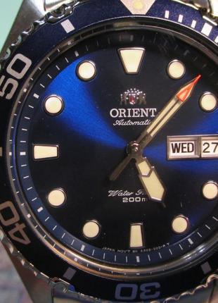 ORIENT Ray 2 (Japan F6922) Automatic Часы мужские механические
