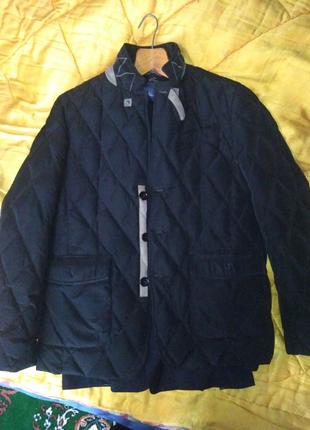 Стильная мужская курточка весна - осень.