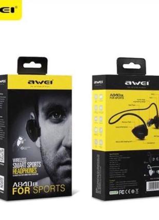 Беспроводные Bluetooth наушники Awei A840 Sport
