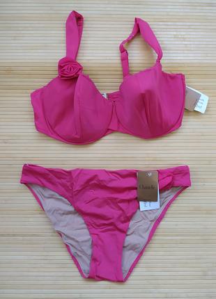 Купальник розовый Chantelle 75DE