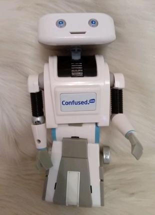 Робот Confused, игрушки б/у Англия.