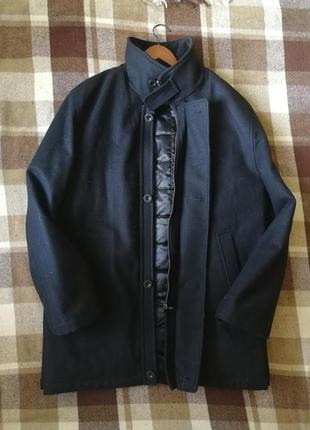 Премиальное зимнее пальто oratop turo tailor, шерсть, кашемир