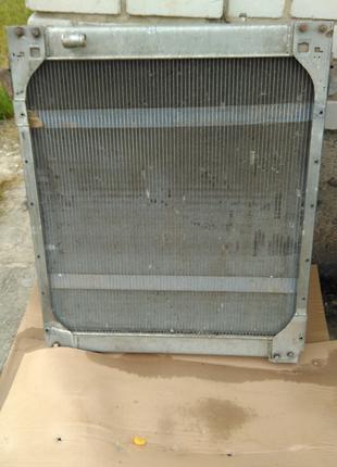 радиатор с диффузором iveco euro tech