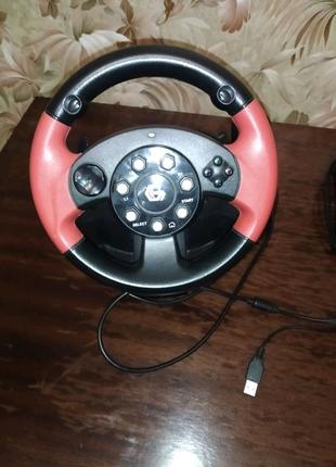 Продам новый руль для компьютера!