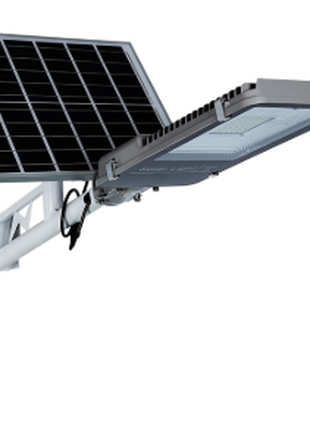 Уличный фонарь с солнечной батареей