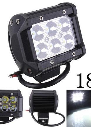 Надежная автофара Лед прожектор Spot LED 6 LED 5D-18W 12 LED 5...