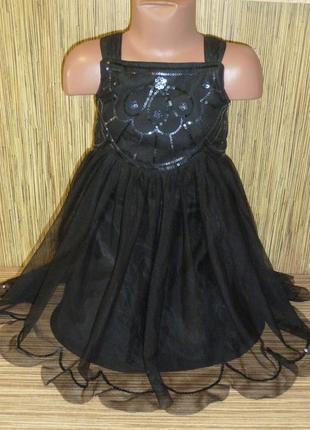 Стильное нарядное платье на 5- 6 лет