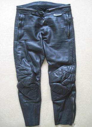 Мотоштаны кожаные Harro, размер 50
