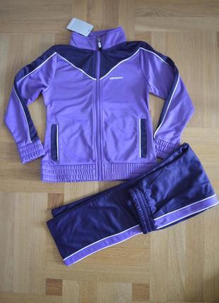 Спортивный костюм детский donnay, 5-6 лет