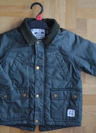 Куртка детская демисезонная heatons, на 4-5 лет