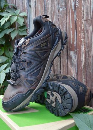 Ботинки мужские karrimor, натуральная кожа, мембрана wtx