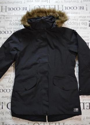 Парка, куртка зимняя женская karrimor,  водонепроницаемая 10к