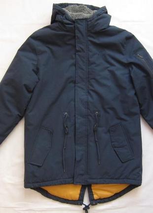 Куртка зимняя мужская, парка lee cooper, оригинал, из англии