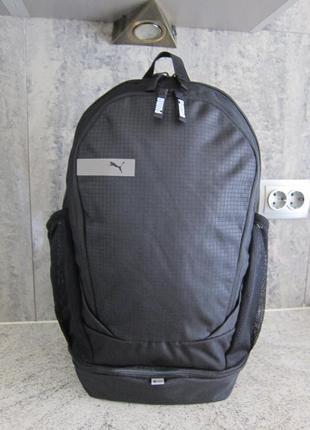 Рюкзак оригинальный puma, черный, новый