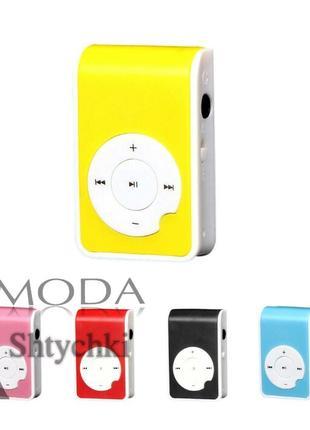 Мини USB MP3 плеер, поддерживает Micro SD TF Card