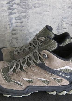 Ботинки мужские зимние merrell, оригинал, новые, черевики чоло...