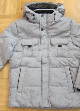Куртка мужская зимняя от jack & jones, оригинал
