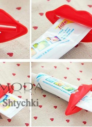 Пресс для выжимания зубной пасты - Губки