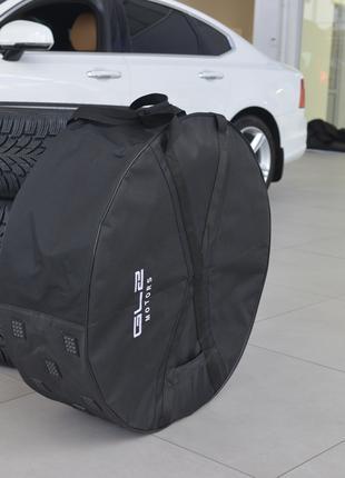 Чехол сумка для шин, дисков, колес. Безопасное хранения.