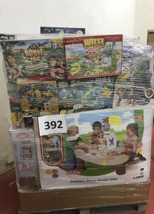 Микс паллет из Германии Палета сток Детские игрушки