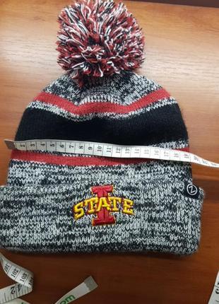 Классная спортивная шапка унисекс