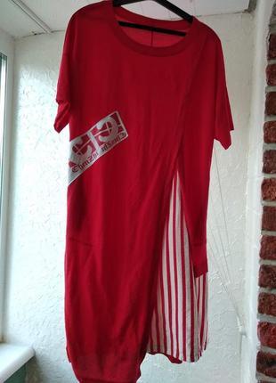 Платье- туника размер 52-54