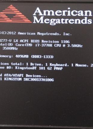 Наборчик Core i7-3770K 3.5GHz BOX + Asus P8Z77-V LX socket 115...